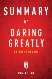 Summary of Daring Greatly book