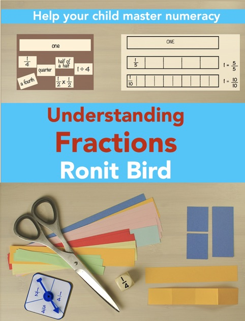 Understanding Fractions by Ronit Bird on iBooks