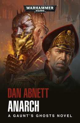 Anarch - Dan Abnett book