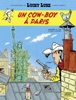 Les aventures de Lucky Luke d'après Morris - Tome 8 - Un cow-boy à Paris