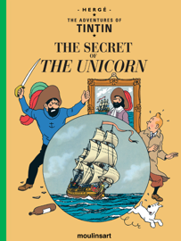 The Secret of the Unicorn book