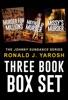The Johnny Sundance Mystery Series Boxed Set #3