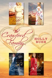 The Crawford Family Series - Holly Bush by  Holly Bush PDF Download