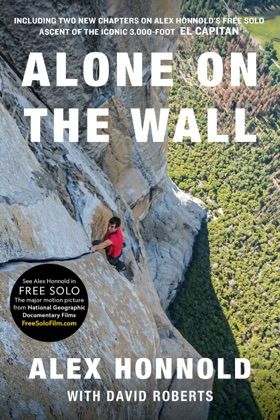Alone on the Wall (Expanded edition) book cover