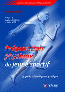 Préparation physique pour le jeune sportif La couverture du livre martien