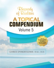 Rhapsody Of Realities: A Topical Compendium Volume 5