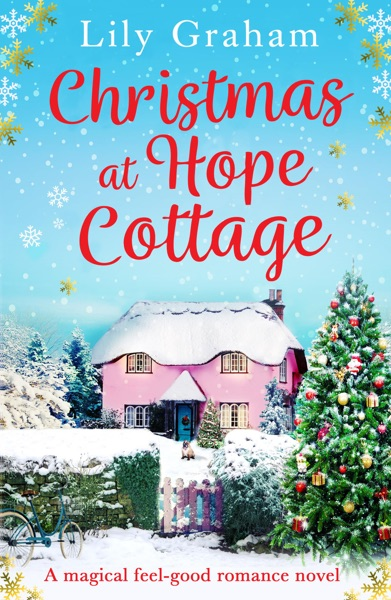 Christmas at Hope Cottage - Lily Graham book cover