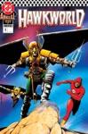 Hawkworld Annual 1990- 1