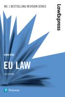 Ewan Kirk - Law Express: EU Law artwork