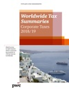 Worldwide Tax Summaries - Corporate Taxes 201819