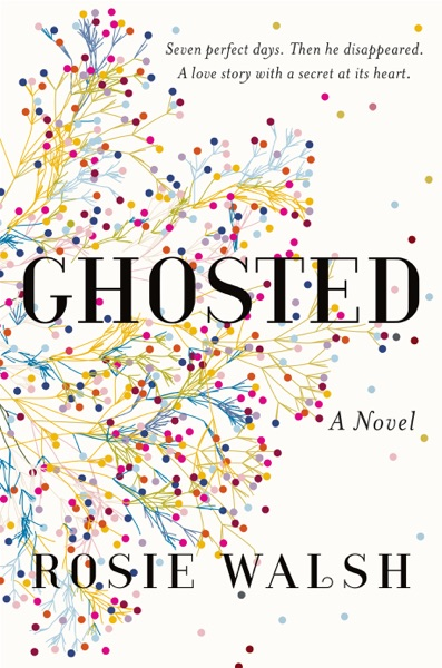 Ghosted - Rosie Walsh book cover