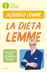 La dieta Lemme Copertina del libro