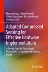 Adapted Compressed Sensing For Effective Hardware Implementations