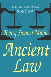 Download and Read Online Ancient Law