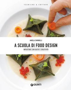 A scuola di Food Design Libro Cover