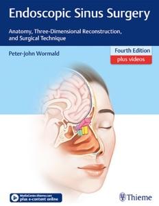 Endoscopic Sinus Surgery Book Cover