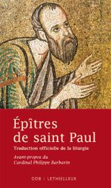 Epîtres de saint Paul
