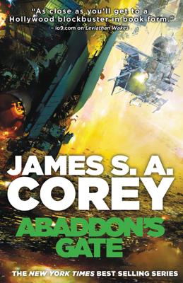 Abaddon's Gate - James S. A. Corey book