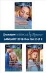 Harlequin Medical Romance January 2018 - Box Set 2 Of 2