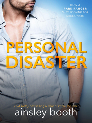 Personal Disaster - Ainsley Booth book