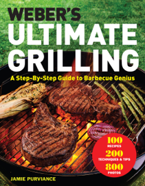 Weber's Ultimate Grilling book