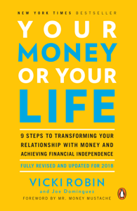 Your Money or Your Life Cover Book