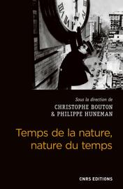 Temps de la nature, nature du temps