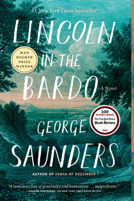 Lincoln in the Bardo - George Saunders book