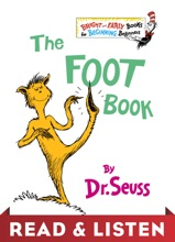 The Foot Book: Read & Listen Edition