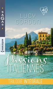Passions italiennes : trilogie intégrale La couverture du livre martien