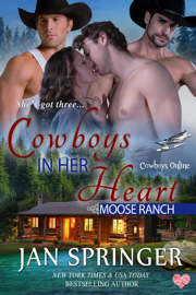 Cowboys in Her Heart book