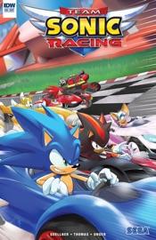 Team Sonic Racing One Shot