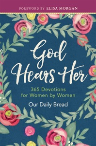 God Hears Her Book Cover