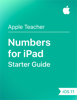Apple Education - Numbers for iPad Starter Guide iOS 11 artwork