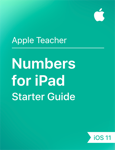 Numbers for iPad Starter Guide iOS 11