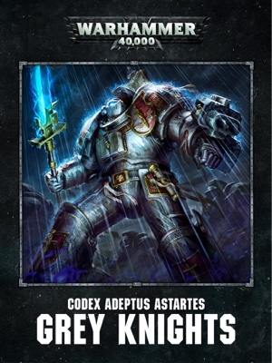 Games Workshop - Codex: Grey Knights Enhanced Edition book