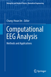 Computational EEG Analysis Book Cover
