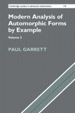Modern Analysis Of Automorphic Forms By Example: Volume 2