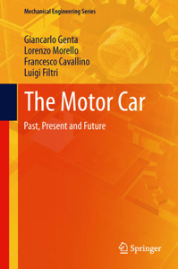 The Motor Car Libro Cover