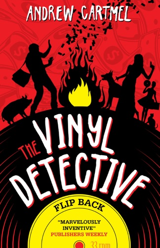 Andrew Cartmel - The Vinyl Detective - Flip Back