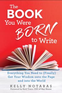 The Book You Were Born to Write Copertina del libro