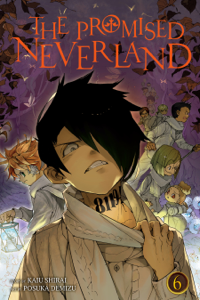 The Promised Neverland, Vol. 6 Copertina del libro