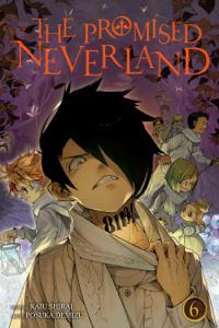 The Promised Neverland, Vol. 6 Copertina del libro