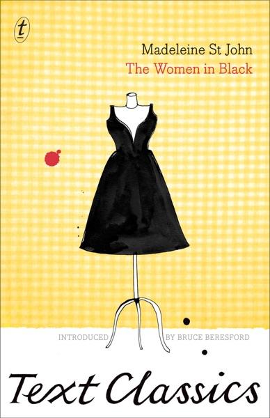 The Women In Black - Madeleine St. John book cover