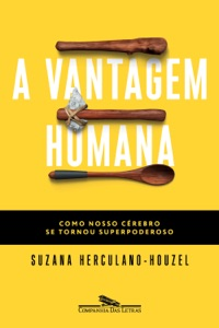 A vantagem humana Book Cover