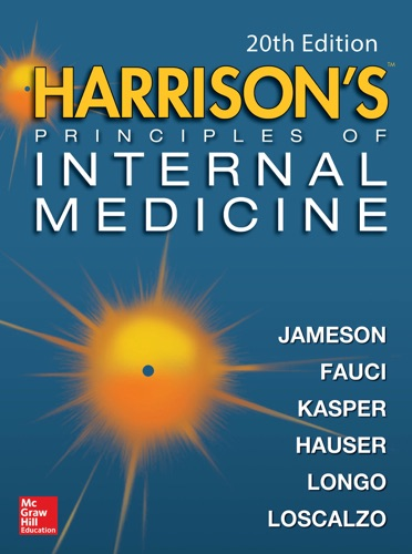 Dennis L. Kasper, Anthony S. Fauci, Stephen L. Hauser, Dan L. Longo, J. Larry Jameson & Joseph Loscalzo - Harrison's Principles of Internal Medicine 20/E (Vol.1 & Vol.2) (ebook)