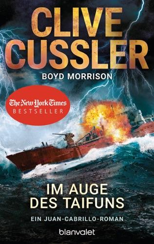 Clive Cussler & Boyd Morrison - Im Auge des Taifuns