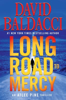 Long Road to Mercy - David Baldacci book