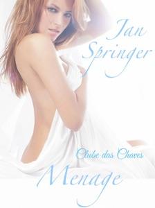 Ménage Book Cover