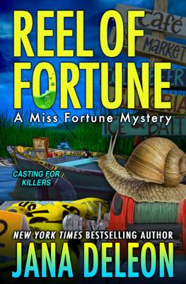 Reel of Fortune - Jana DeLeon book